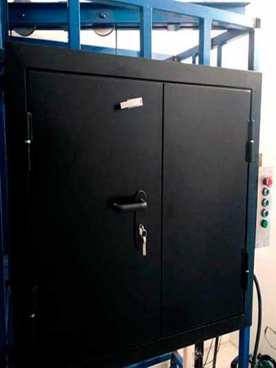 Грузовой подъемник 250 кг